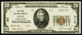 National Bank Notes:Pennsylvania, Media, PA - $20 1929 Ty. 2 The First NB Ch. # 312. ...