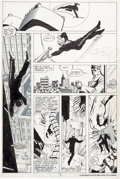 Original Comic Art:Panel Pages, Frank Miller and Joe Rubinstein Daredevil #163 Page 3Original Art (Marvel, 1980)....
