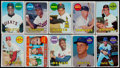 Baseball Cards:Sets, 1969 Topps Baseball Complete Set (664)....