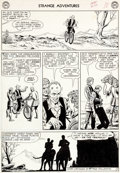 """Original Comic Art:Panel Pages, Murphy Anderson Strange Adventures #150 """"The Plant That Hated Humans!"""" Page 7 Atomic Knights Original Art (DC, 196..."""