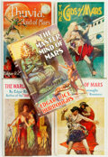 Books:Science Fiction & Fantasy, [Edgar Rice Burroughs]. Group of Five Reprint Edition Tarzan Books. London: Methuen & Co., [1951 - 1952]. . ... (Total: 5 Items)