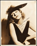 "Movie Posters:Miscellaneous, Carole Lombard (1930s). Autographed Portrait Photo (11"" X 14"")....."