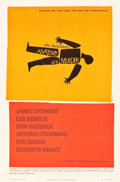 "Movie Posters:Drama, Anatomy of a Murder (Columbia, 1959). One Sheet (27"" X 41"").. ..."