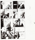 Original Comic Art:Panel Pages, Mike Mignola Hellboy: Wake The Devil TPB Epilogue Page 3 Original Art (Dark Horse, 1997)....