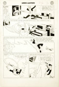 Original Comic Art:Panel Pages, Gil Kane and Joe Giella - Green Lantern #23, page 11 Original Art(DC, 1963)....