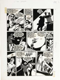 Original Comic Art:Panel Pages, David Lloyd - V For Vendetta Page Original Art (DC, 1988)....