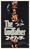 "Movie Posters:Crime, The Godfather (Paramount, 1972). Japanese B0 (38.5"" X 62"").. ..."