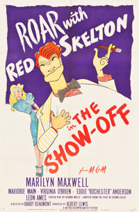 """The Show-Off (MGM, 1946). One Sheet (27"""" X 41"""")"""