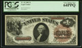 Large Size:Legal Tender Notes, Fr. 30 $1 1880 Legal Tender PCGS Very Choice New 64PPQ.. ...