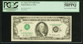 Error Notes:Inverted Third Printings, Fr. 2168-J $100 1977 Federal Reserve Note. PCGS Choice About New 58PPQ.. ...
