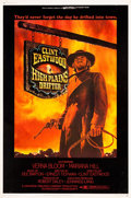 """Movie Posters:Western, High Plains Drifter (Universal, 1973). Poster (40"""" X 60"""").. ..."""
