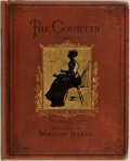Books:Literature Pre-1900, James Russell Lowell. The Courtin'. Boston: James R. Osgoodand Company, 1874....