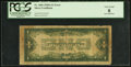 Error Notes:Inverted Reverses, Fr. 1601 $1 1928A Inverted Reverse Silver Certificate. PCGS VeryGood 8.. ...
