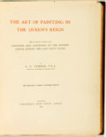 Books:Art & Architecture, A. G. Temple. The Art of Painting in the Queen's Reign. London: Chapman and Hall, 1897....