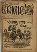 Books:Periodicals, [Periodicals, Humor]. The Five Cent Comic Library, Vol. III, No. 54. September 23, 1893. New York: Frank Tousey,...