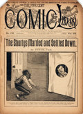 Books:Periodicals, [Periodicals, Humor]. The Five Cent Comic Library, Vol. VII, No. 176. December 10, 1897. New York: Frank Tousey,...