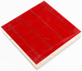 Basketball Collectibles:Others, 1987-94 Chicago Stadium Wooden Floor Piece....