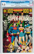 Bronze Age (1970-1979):Superhero, DC 100-Page Super Spectacular #6 Boston pedigree (DC, 1971) CGC VF/NM 9.0 Off-white to white pages....