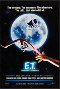 "Movie Posters:Science Fiction, E.T. The Extra-Terrestrial & Others Lot (Universal, R-2002).One Sheets (5) (27"" X 40"") DS Advance 20th Anniversary Style. S...(Total: 5 Items)"