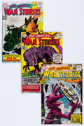 Silver Age (1956-1969):War, Star Spangled War Stories Group of 27 (DC, 1961-67) Condition: Average VG+.... (Total: 27 Comic Books)