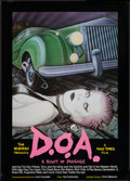 "Movie Posters:Rock and Roll, D.O.A. (High Times Films, 1980). Poster (23"" X 32.75""). Rock andRoll.. ..."
