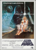 """Movie Posters:Science Fiction, Star Wars (20th Century Fox, 1978). Japanese B2 (20.25"""" X 28.5"""")English Style. Science Fiction.. ..."""