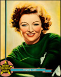 """Movie Posters:Miscellaneous, Myrna Loy (MGM, 1934). Personality Poster (22"""" X 28""""). Miscellaneous.. ..."""