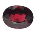 Estate Jewelry:Unmounted Gemstones, Unmounted Rhodolite Garnet. ...