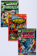 Bronze Age (1970-1979):Horror, Marvel Bronze Age Horror Comics Group of 23 (Marvel, 1969-80)Condition: Average FN.... (Total: 23 Comic Books)