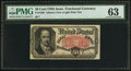 Fractional Currency:Fifth Issue, Fr. 1380 50¢ Fifth Issue PMG Choice Uncirculated 63.. ...
