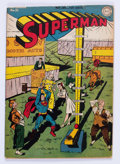 Golden Age (1938-1955):Superhero, Superman #31 (DC, 1944) Condition: VG/FN....