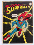 Golden Age (1938-1955):Superhero, Superman #32 (DC, 1945) Condition: Apparent GD/VG....