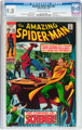 The Amazing Spider-Man #83 (Marvel, 1970) CGC NM/MT 9.8 Off-white to white pages