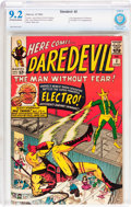 Silver Age (1956-1969):Superhero, Daredevil #2 (Marvel, 1964) CBCS NM- 9.2 Off-white to white pages....