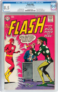 Silver Age (1956-1969):Superhero, The Flash #106 (DC, 1959) CGC VF+ 8.5 Cream to off-white pages....