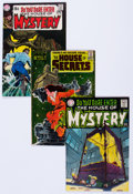 Bronze Age (1970-1979):Horror, House of Mystery/House of Secrets Group of 12 (DC, 1969-72)Condition: Average FN/VF.... (Total: 12 Comic Books)