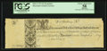 Colonial Notes:Maryland, Maryland 1733 10s PCGS Apparent Choice About New 58.. ...