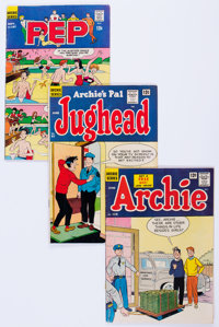 Archie-Related Comics Group of 71 (Archie, 1960s) Condition: Average VG/FN.... (Total: 71 Comic Books)