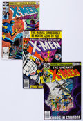 Modern Age (1980-Present):Superhero, X-Men Group of 15 (Marvel, 1979-83) Condition: Average VF+.... (Total: 15 Comic Books)