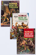 Silver Age (1956-1969):Adventure, Korak, Son of Tarzan #1-45 Complete Series Group (Gold Key, 1964-72).... (Total: 45 Comic Books)