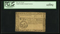 Colonial Notes:South Carolina, South Carolina December 23, 1776 $5 PCGS New 62PPQ.. ...