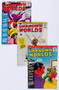 Silver Age (1956-1969):Horror, Unknown Worlds Group of 38 (ACG, 1960-67).... (Total: 38 Comic Books)