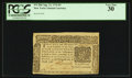 Colonial Notes:New York, New York August 13, 1776 $5 PCGS Very Fine 30.. ...
