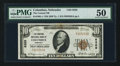 National Bank Notes:Nebraska, Columbus, NE - $10 1929 Ty. 1 The Central NB Ch. # 8328. ...