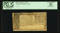 Colonial Notes:Maryland, Maryland April 10, 1774 $4 PCGS Apparent Extremely Fine 45.. ...