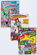 Silver Age (1956-1969):Superhero, Superman Group of 84 (DC, 1962-66) Condition: Average VG.... (Total: 84 Comic Books)