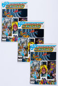 Modern Age (1980-Present):Superhero, Crisis on Infinite Earths #11 Group of 108 (DC, 1986) Condition:Average VF/NM.... (Total: 108 Comic Books)