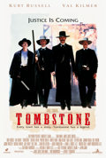 "Movie Posters:Western, Tombstone (Buena Vista, 1993). One Sheet (27"" X 40"") DS.. ..."