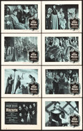 "Movie Posters:Drama, Macbeth (Republic, 1948). Lobby Card Set of 8 (11"" X 14"").. ...(Total: 8 Items)"