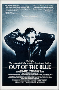 """Out of the Blue (Discovery Films, 1982). One Sheets (5) (27"""" X 41""""). Drama. ... (Total: 5 Items)"""